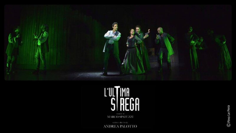 Stasera in streaming: L'ultima strega.