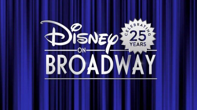 Disney on Broadway: Concerto del 25°anniversario in streaming