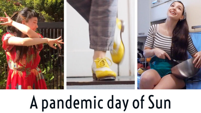A Pandemic Day of Sun!