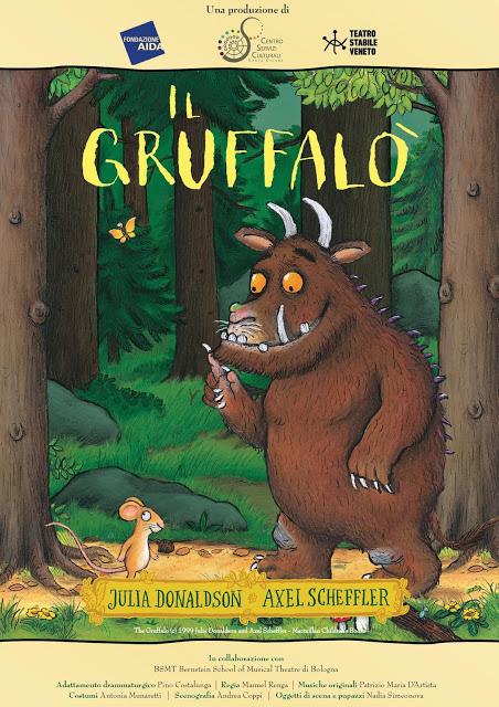 Audizioni aperte per il nuovo Musical dedicato a Gruffalò