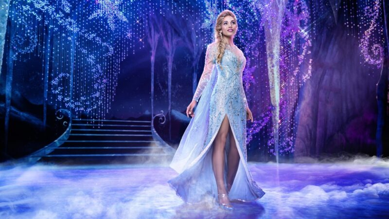 FROZEN cala definitivamente il sipario a Broadway