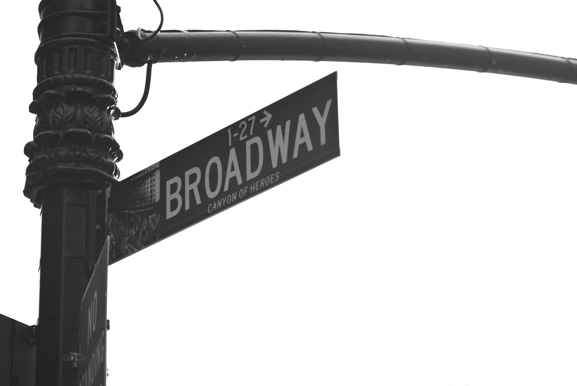 I teatri di Broadway chiusi fino al 7 settembre