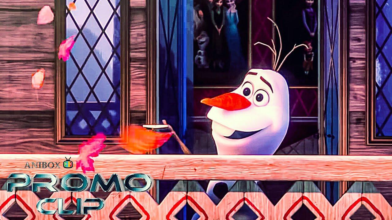 Olaf ci dà un caldo abbraccio con una nuova canzone!