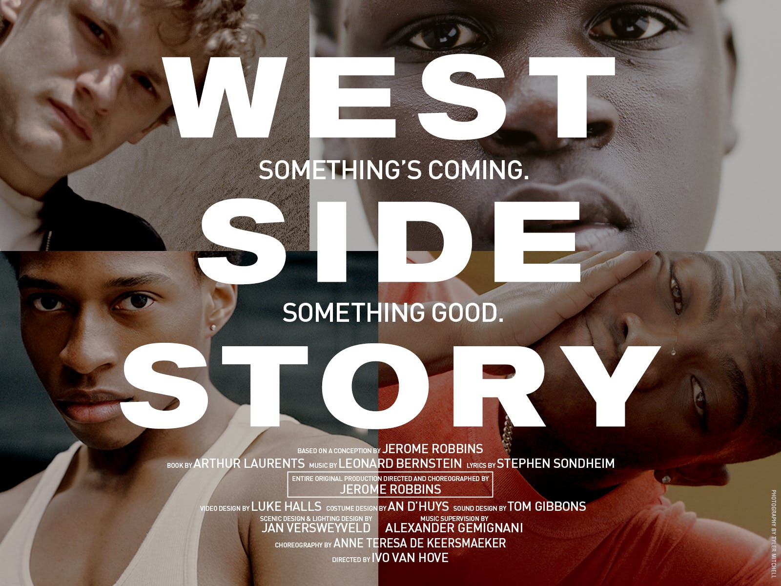 "Isaac Powell e la WEST SIDE STORY Orchestra eseguono ""Something's Coming"""