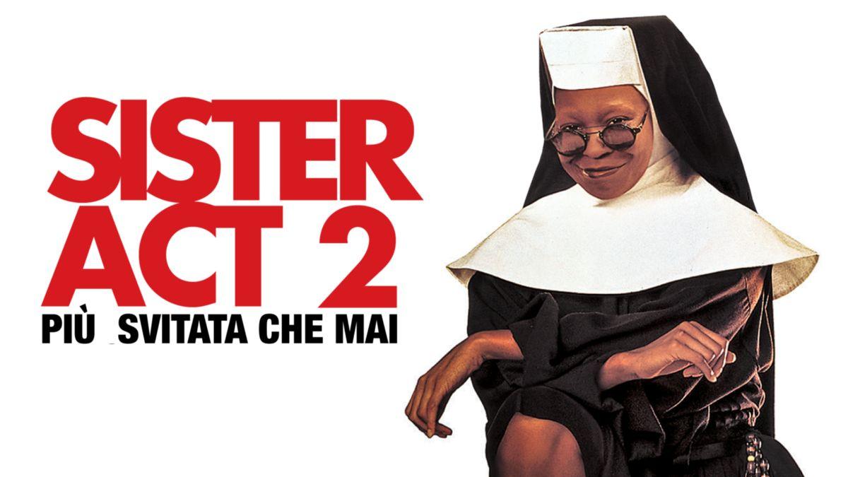 """"""" La Suora Più Svitata Che Mai Torna A Farci Compagnia Lunedì sera"""""""