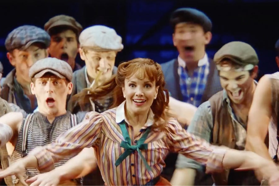 Speciale Newsies: reunion del cast originale live su Instagram