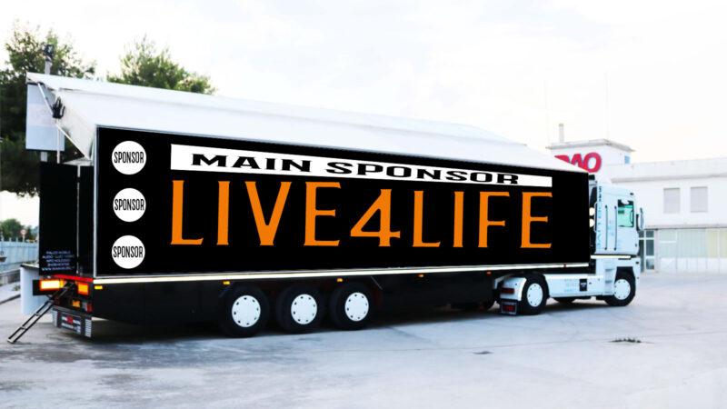 Live4Life: dal vivo sotto casa tua