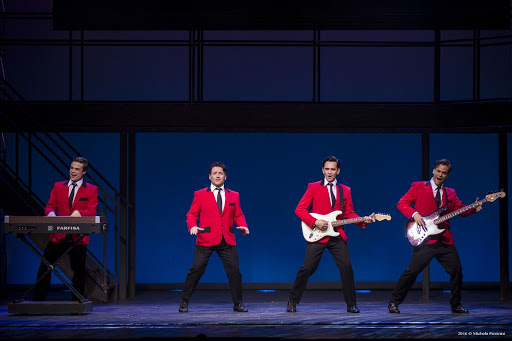 Jersey Boys: Defying Gravity 50's