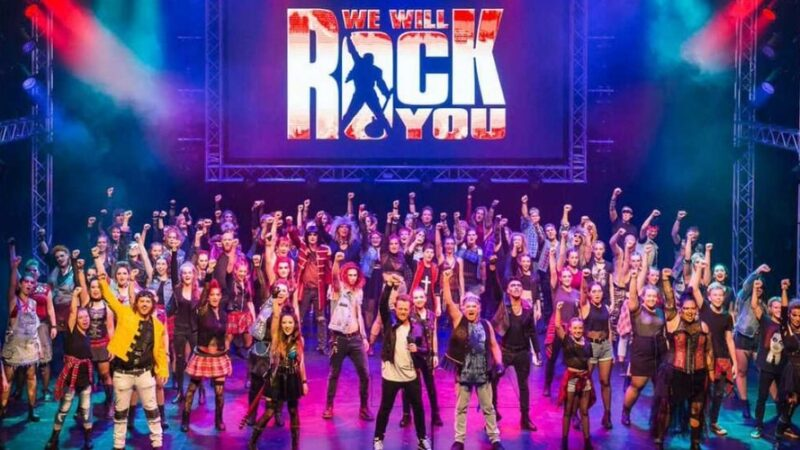 We Will Rock You: tornerà in scena nel 2022