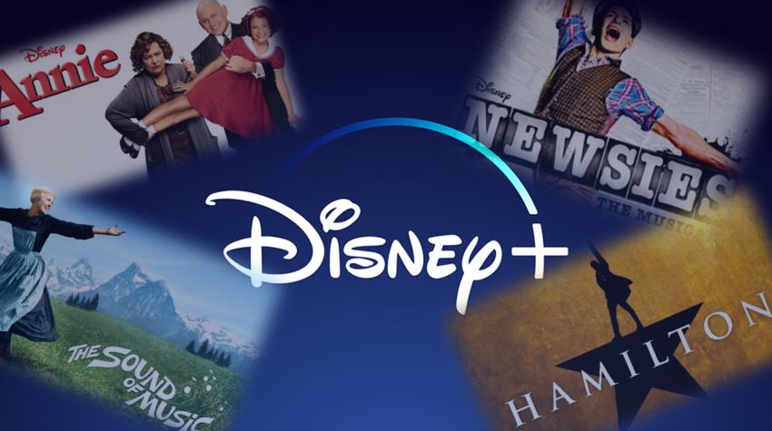 Disney+ ha la passione per i musical!
