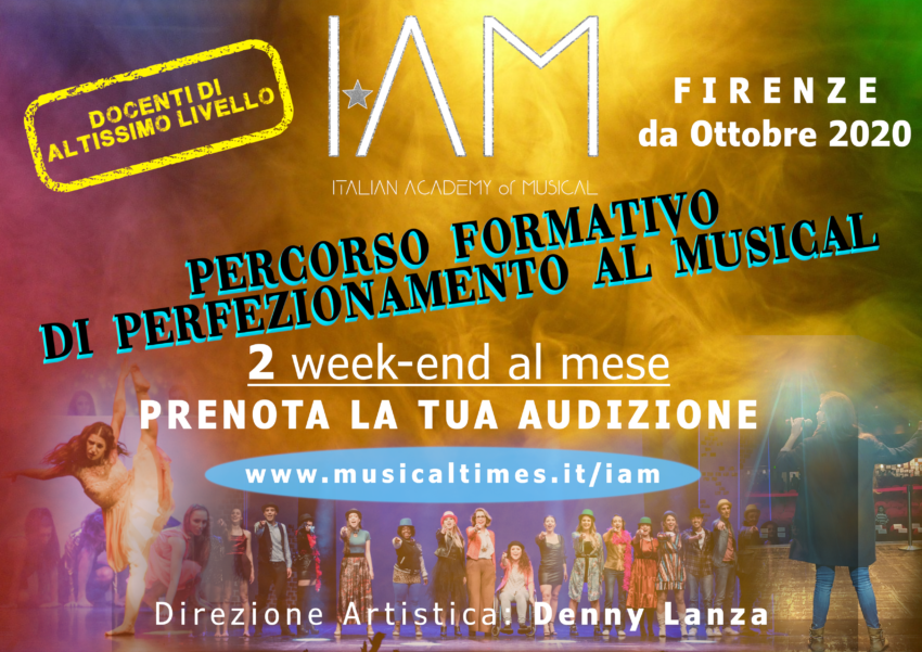 IAM - Italian Academy of Musical