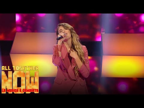 "Il Musical sbarca In Tv con Beatrice Baldaccini ad ""All together Now"""