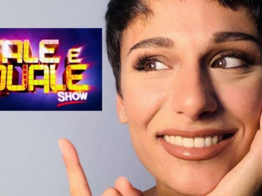 """Giulia Sol porta il teatro a """" Tale e Quale Show"""""""