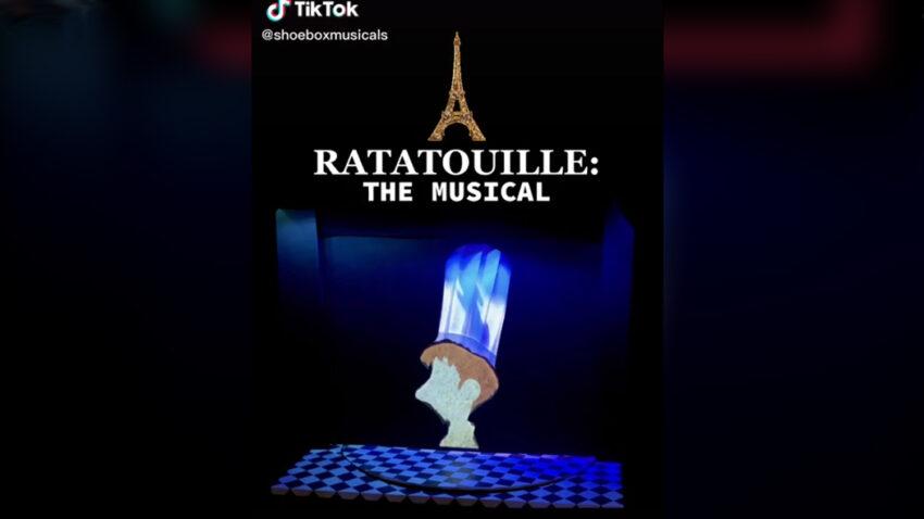 """Ratatouille Il Musical"" Su Tik Tok"