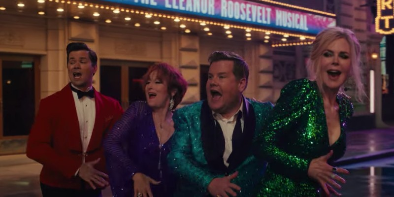 The Prom: da stasera su Netflix