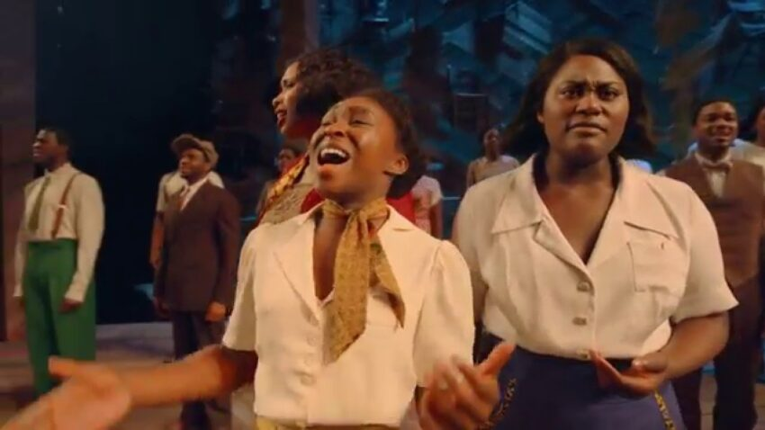 """The Color Purple Il Musical"" al cinema nel 2023"