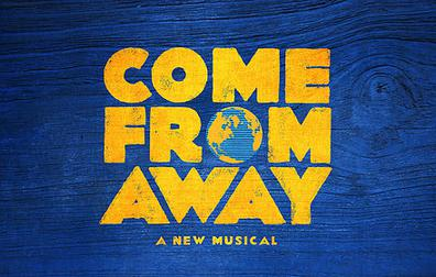 "COME FROM AWAY sarà un film ""on stage"" col cast originale"