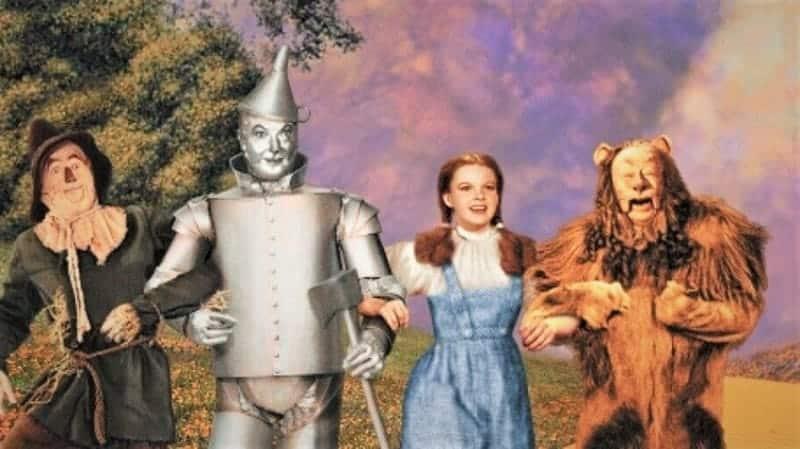 Il Mago Di Oz In Live Action