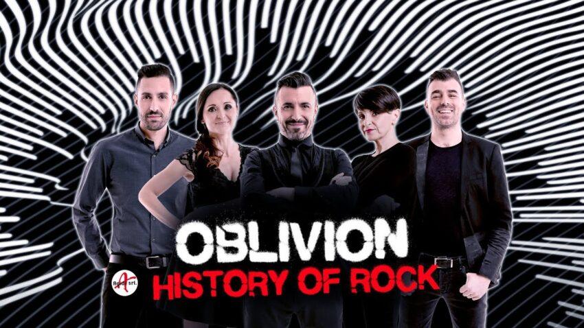 Oblivion a suon di Rock!