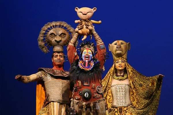 """""""The Lion King Il Musical""""  Il Ritorno"""
