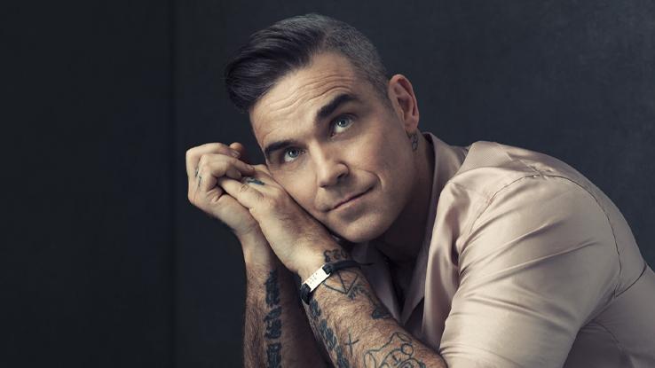 Un film sulla vita di Robbie Williams